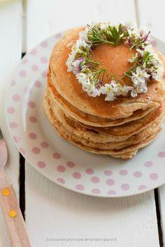 Bianca Vaniglia Rossa Cannella: Pancakes (gluten free)