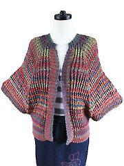 Knit - Clara Kimono Knit Pattern - #809566