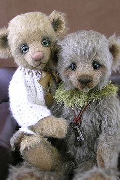 ANNA & JONATHAN by potbellybears, via Flickr
