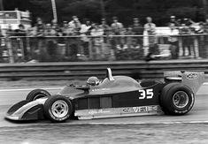 Bruno Giacomelli Alfa 177 @ French GP 1979