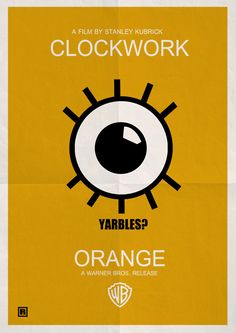 A Clockwork Orange by DJ Devereux