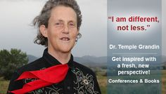 """Dr. Temple Grandin provides inspiration, insight and advice for Autism & Asperger's. She''ll be speaking at the Heritage Theatre in Campbell on July 26 at a Future Horizons' conference, and a guest soon on KBAY & MIX 106.5's """"South Bay Sunday"""""""