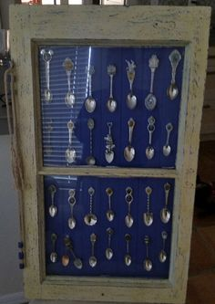 Collector Spoon Display Photo Walls Frames Displays