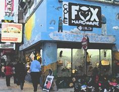 Cole Fox Hardware! I worked here in 1972 when it was still Fox Hardware owned by the Fox brothers.