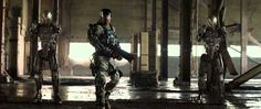 Sony has released the first official film clip from José Padilha's upcoming remake of Paul Verhoeven's RoboCop, showing us Alex Murphy (Joel...
