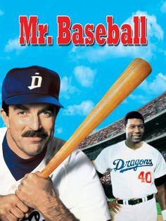 Baseball is a Baseball movie starring Tom Selleck, Ken Takakura, Aya Takanashi, Dennis Haysbert from Mr. Baseball is rated Baseball Movies, Baseball Posters, Tom Selleck, Streaming Movies, Hd Movies, Watch Movies, Movies Online, Love Movie, Movie Tv