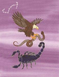The Mysterious Scorpio