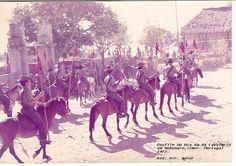 Portuguese cavalry regiment (Lanceiros) - East Timor 1972