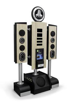 Jl audio display