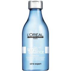 L'Oréal Serie Expert #SensiBalance #Shampoo: Pflegt und beruhigt die Kopfhaut, denn Sie ist die Basis für gesundes und schönes Haar. Juckende Kopfhaut gehört der Vergangenheit an. Das Haar wird geschmeidig und glänzend. Gut geeignet bei schnell fettendem Haar. Einfach gleichmäßig auf feuchtem Haar verteilen. Aufemulgieren und dabei die Kopfhaut massieren und anschließend gründlich ausspülen.