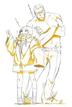 animexfavorites: Mako/Ira ☆ KILL La KILL | ヤマシタアキラ [pixiv]