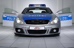 Mercedes-Benz CLS Polizei