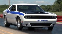 2016 Mopar Challenger Drag Pak – Revealed And Coming Soon