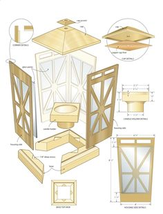 Woodworking Plans Candle Lantern If you really are searching for fantastic suggestions regarding working with wood, then www.woodesigner.net can certainly help you!