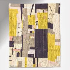 patternprints journal: BEAUTIFUL QUILTS WITH PATTERNS AND TEXTURES BY PAULA KOVARIK