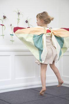 Fabelab sengetøj - sommerfugl