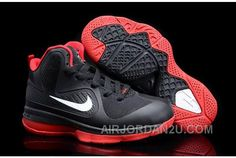 http://www.airjordan2u.com/nike-lebron-9-kids-shoes-black-red-discount-mbb4h.html NIKE LEBRON 9 KIDS SHOES BLACK/RED TOP DEALS T7M2F Only $66.00 , Free Shipping!