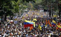 """HOY Miercoles, la oposicion MARCHA en contra """"fraude Constituyente"""""""