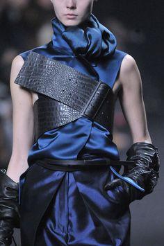 Haider Ackermann at Paris Fashion Week Fall 2011 - StyleBistro