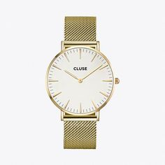 Cluse Watches | sheerluxe.com