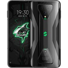 Xiaomi's Black Shark 3 Pro is a massive gaming phone with beastly specs Smartphones For Sale, Walpaper Black, Camera Phone, Dual Sim, Shark, Sims, Banggood Coupon, Coupon
