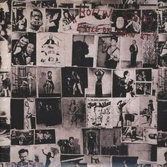 Rolling Stones The Exile On Main St. Vinyl Double LP