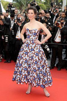 """The BFG"" Premiere. Rebecca Hall in Dior. Cannes 2016."