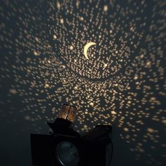 Starry Night Bed Side Lamp