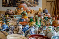 Traditional Romanian Pots by microThread.deviantart.com on @DeviantArt