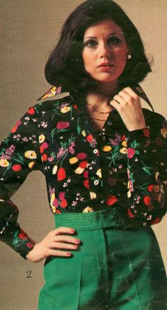 The Seventies: The Most Colorful Decade of Fashion