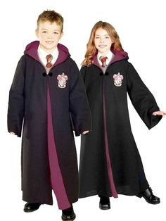 Check out Deluxe Gryffindor Robe Childrens Costume - Harry Potter Costumes from Costume Super Center