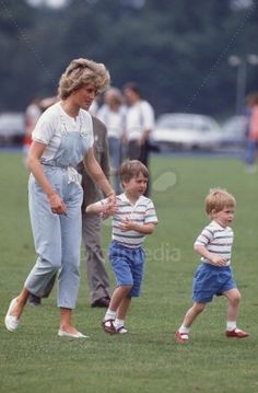 June 28 1987 Polo at Smith's Lawn, Windsor