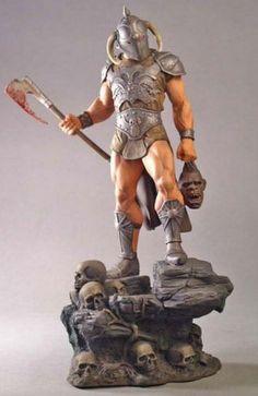 Death Dealer Statue by Frank Frazetta 223 600 | eBay