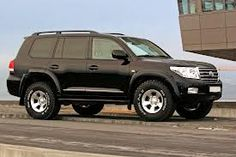 toyota land cruiser 200 on 35's - Google Search