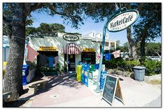Seagrove Village Market Café | SoWal.com - Insider's Guide for South Walton Beaches & Scenic 30A
