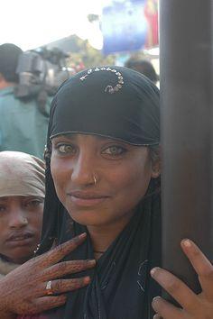 Beggar Eyes On Ramzan Eid