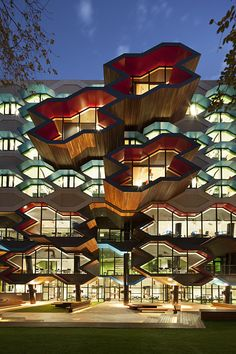 LIMS/Australia I would love to stay in one of those rooms one day....still dreaming...