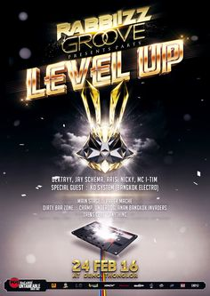 RABBIIZZ GROOVE | LEVEL UP