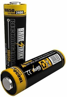 Brite Strike Rechargeable Battery for Model BDRC-HLS 18650-LIION-2400 by Brite Strike Technologies. $37.99. Brite Strike Rechargeable Battery 18650-LIION-2400 on sale and available on our online store. The Brite Strike Rechargeable Battery is compatible with the Brite Strike Tactical Blue Dot Rechargeable Flashlight BDRC-HLS. With extra rechargeable batteries, you can charge while off duty and ready to go for your next shift. We are an Authorized US Distributor for Brite Strike ...