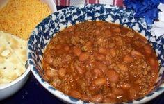 Cookbook Crockpot Chili Recipe - Recipezazz.com