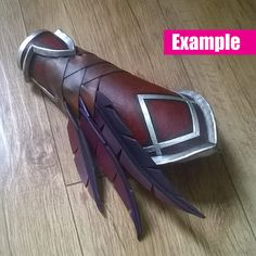 Xayah The Rebel  League of Legends  Armor Pattern