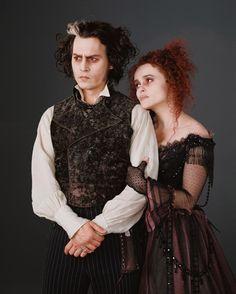 Sweeney & Mrs. Lovett