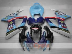 Injection Fairing kit for 06-07 GSX R600 | OYO87901466 | RP: US $719.99, SP: US $569.99