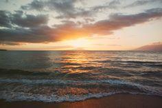 #SUNSET...#sea #ocean #landscape