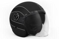 Arrow Black Matt | Momo | Helmets and Visors | Designer Helmets