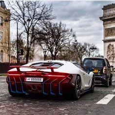 Centenario in Paris