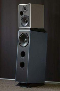 Stenheim Alumine 3 way speaker