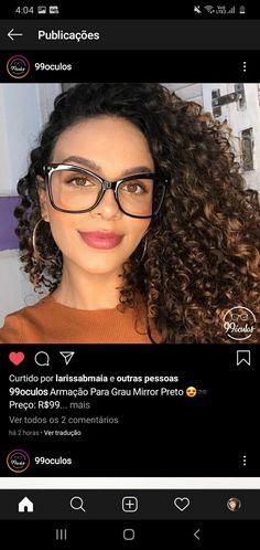 Loja 99 óculos Round Glass, Eyes, Glasses, Glasses Frames, Eyewear, Eyeglasses, Eye Glasses, Cat Eyes