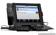 "Foldable Bluetooth Keyboard for iPad2/3 - ""Ipega"" - Detachable"