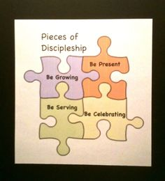 Day 69  Pieces of Discipleship